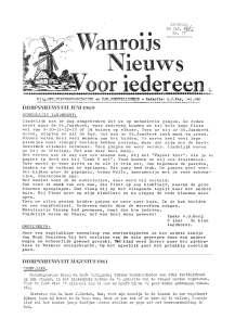 Jubileum uitgave - 26 april