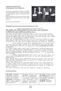 Jubileum uitgave - 7 december